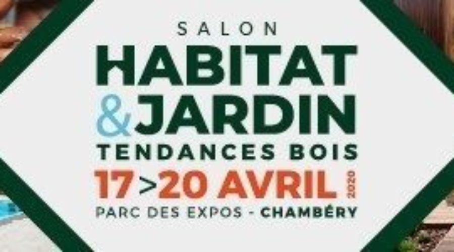 Salon HABITAT et JARDIN 2020 à Chambéry